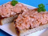 Tatarak z lososa