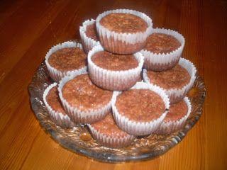 Gyerekszakács: Naspolyás muffin