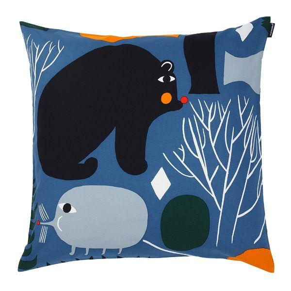 Huhuli cushion cover MARIMEKKO