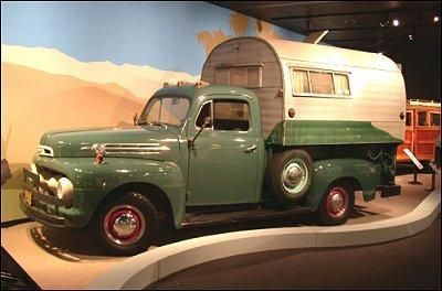 Vintage In-Bed Campers/Camper Shells - Ford Truck Enthusiasts Forums