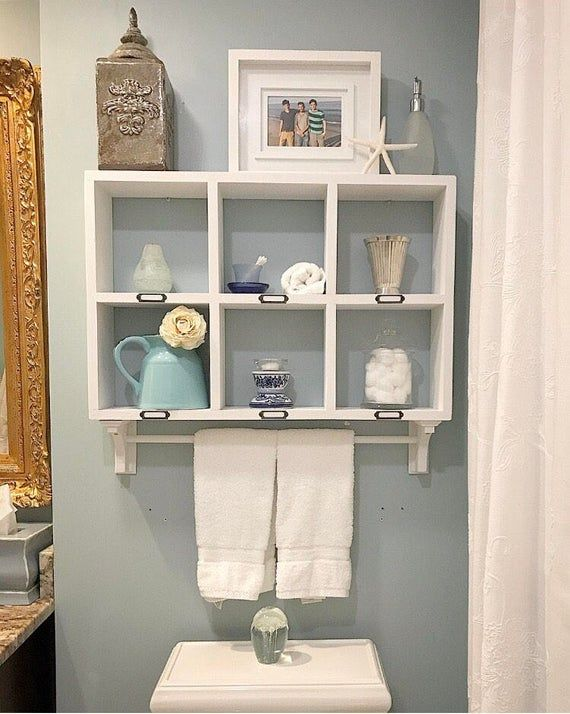 Please Note Our Items Are Handmade In The Order That They Are Purchased Please No Cottage Bathroom Design Ideas Floating Shelves Bathroom Home Decor Near Me