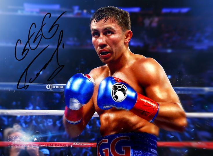 Gennady Golovkin, one of the most avoided boxers in modern era. He is often compared to Mike Tyson in regards to how many fighters don't want to fight him.