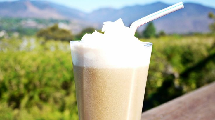 Alcoholic Root Beer Float – fricken awesome.