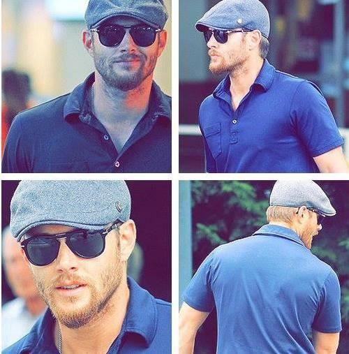 gorgeous JA <3<3 #JensenAckles #SPNFamily pic.twitter.com/7ZrJsXBCtH