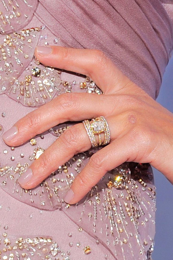 44 best Favorite Celebrity Engagement Rings images on Pinterest ...