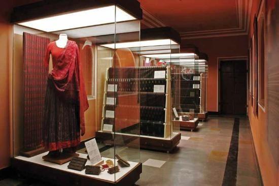 Anokhi hand printing museum