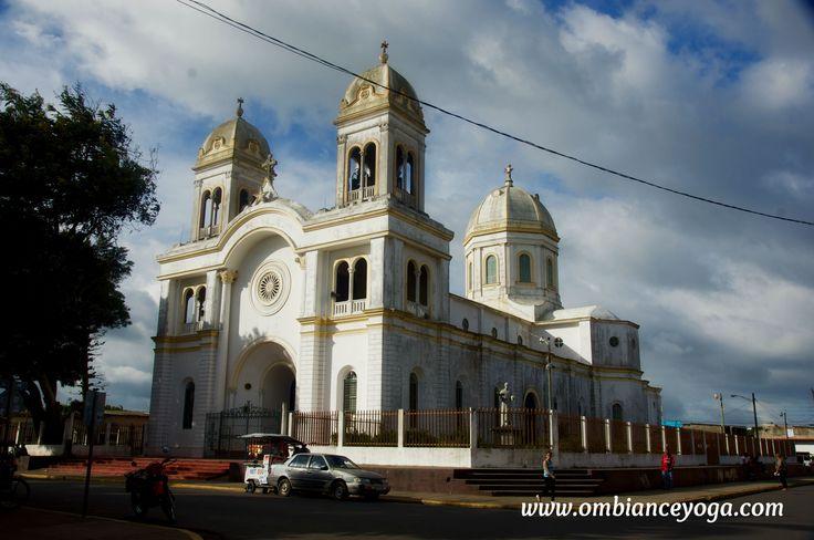Catedral de Diriamba - Diriamba, Nicaragua