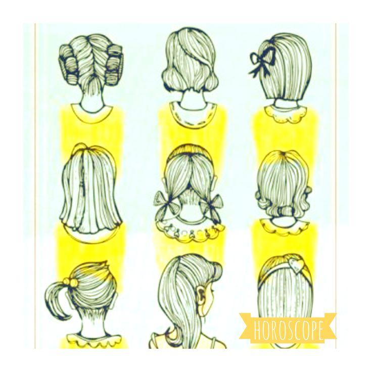 mademoisellebox se prend pour madame soleil ☀️  VIERGE : au top du changement capillaire! Un jour on détache les boucles, le lendemain on fait un joli chignon et le week end une tresse! Que de changements!  #mademoisellebox #agualimon #horoscope #vierge #jaune #fluo #blanc #coiffure #chignon #tresse #instabox #instaday #instapicture
