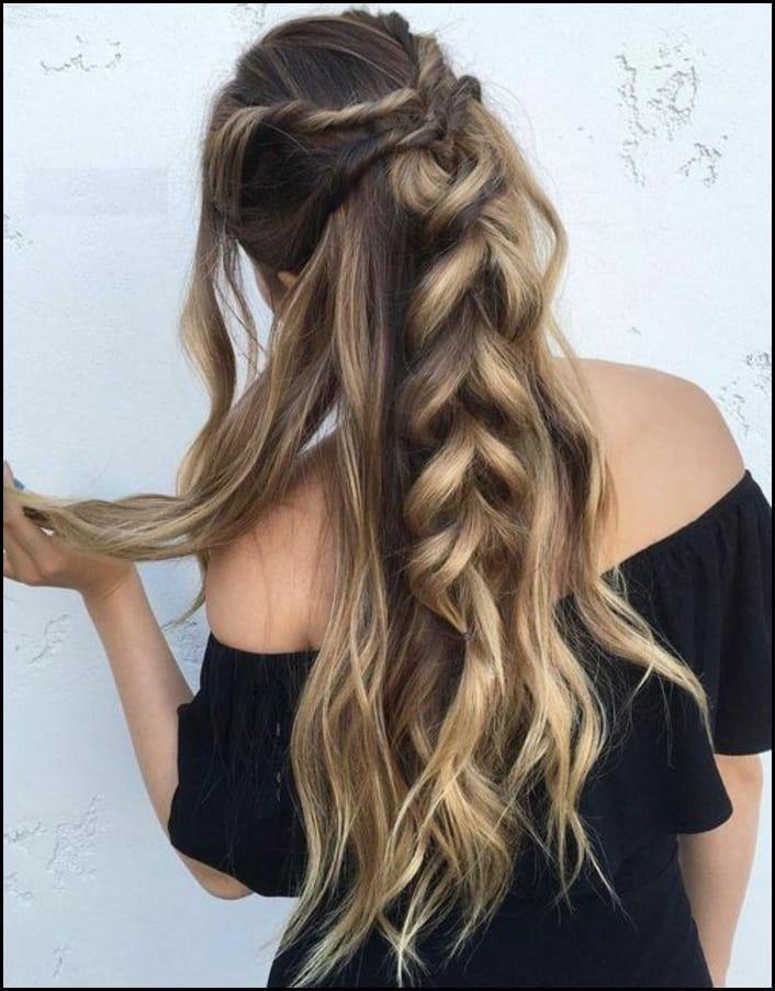 Lange Haare Schone Frisur – Modische Frisuren 2018 Langhaar