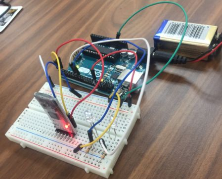Controlling Devices Wirelessy From Your Phone Using Arduino Bluetooth Module