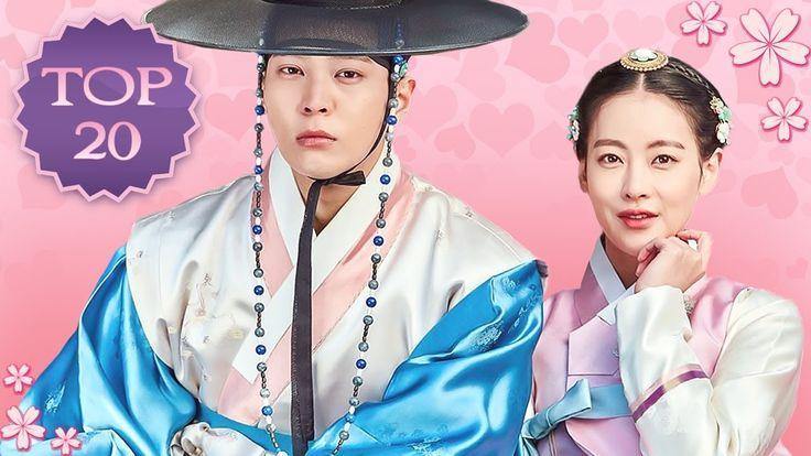 TOP 20 Korean Dramas June 2017 [Week 2] - Weekly TOP 20 K-Dramas June 2017 ~ by Popularity in Korea - Joo Won x Oh Yeon Seo [ My Sassy Girl ]