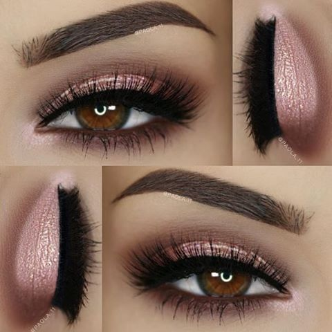We're loving metallic tones this season! @paola.11 used our 88 Matte - Color Eyeshadow Palette on her crease for this icy pink #eyelook 💖 Gorgeous 😚 #BHBeauty #BHCosmetics #pink #matte #metallic #eyeliner #eyeshadow #eyelashes #motd