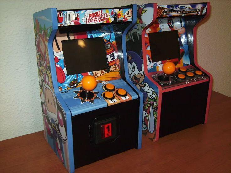 The 25+ best Arcade cabinet kit ideas on Pinterest