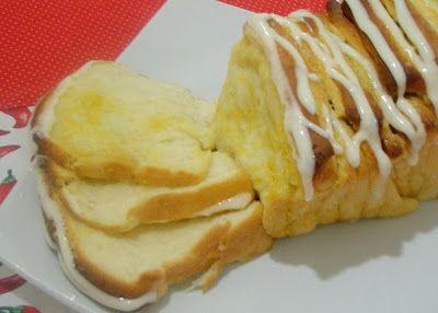 CHEIRINHO DE COISA BOA-Pão de limão Siciliano Arrebatador