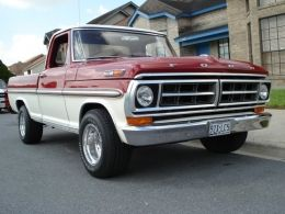1971 Ford F-Series LX by tuff4rd http://www.truckbuilds.net/1971-ford-f-series-lx-build-by-tuff4rd