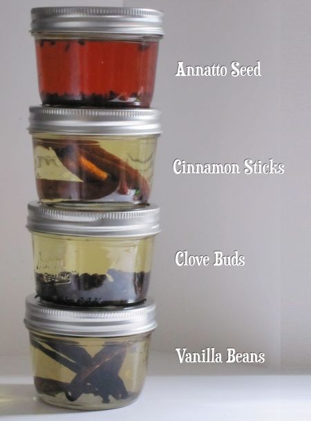 Infusing Oils