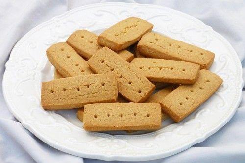 Shortbread - angol teakeksz