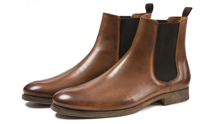 KOST RAMEL, Chelsea Boots Cuir Homme