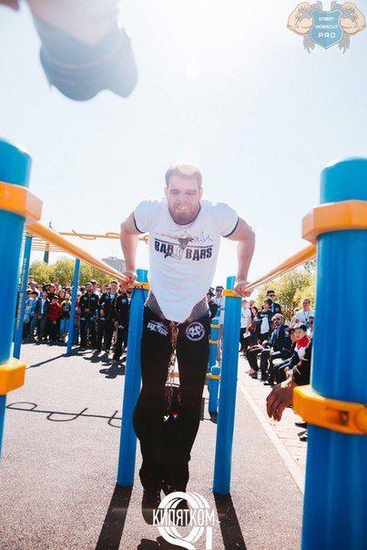 Упражнения на все группы мышц 📌📌 / Воркаут как образ жизни