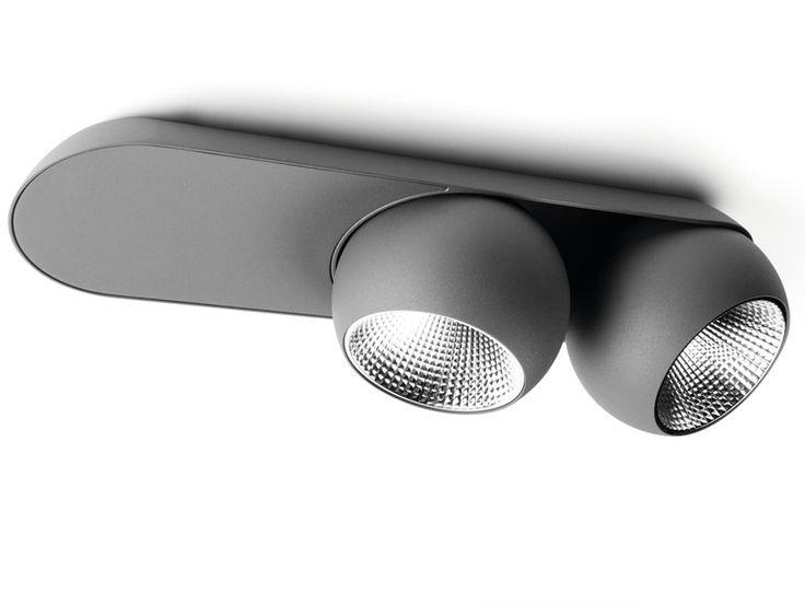 LED VERSTELLBARES DECKENSPOT MARBUL | MODULAR LIGHTING INSTRUMENTS laluce Licht&Design Chur