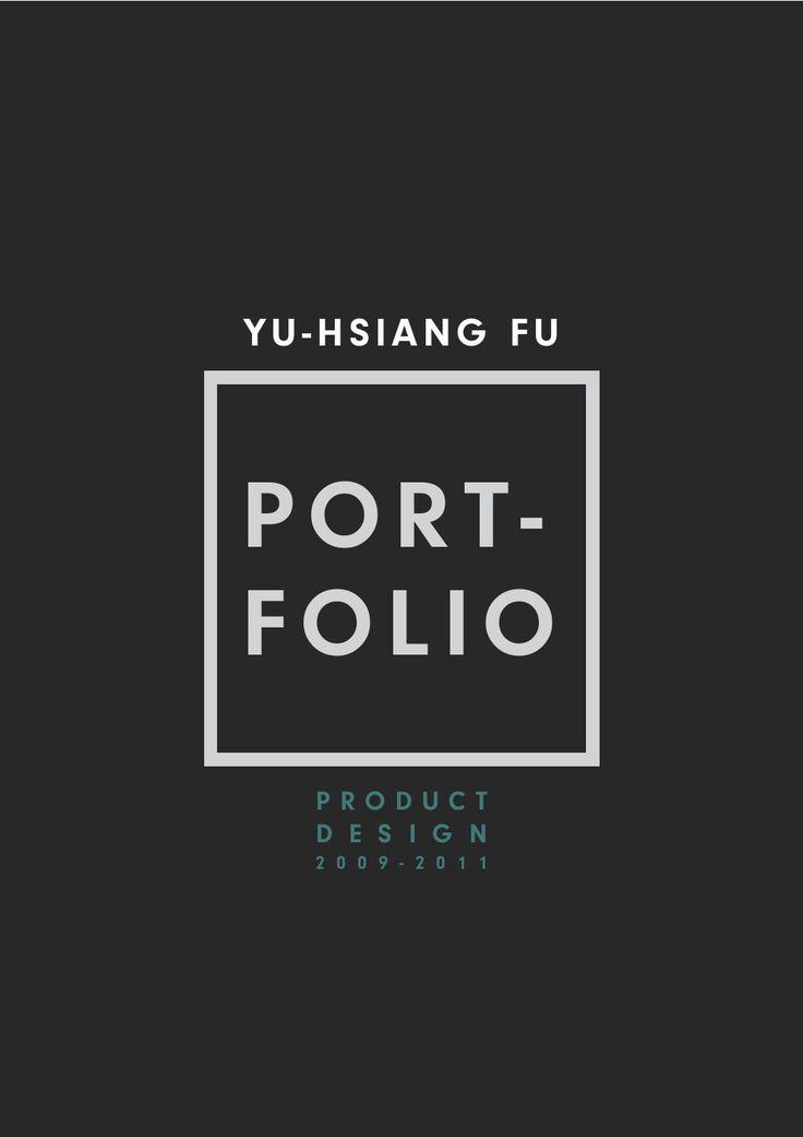 Yu-Hsiang Fu Portfolio - Product Design