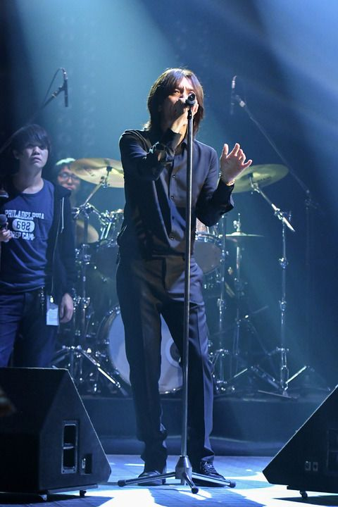 人気ロックバンド「THE YELLOW MONKEY」が29日、東京・渋谷のNHKホールで行われている「第67回NHK紅白歌合戦」のリハーサルに登場。ボーカル...