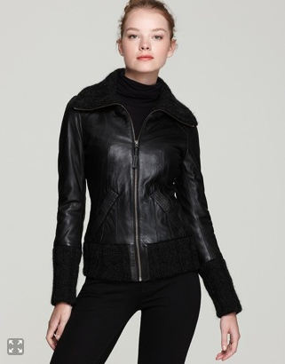 Deal Of The Week: Mackage Leather Jacket. Reg $690; NOW $475 {31% Savings} lesley@thestylehunter.com if interested in purchasing