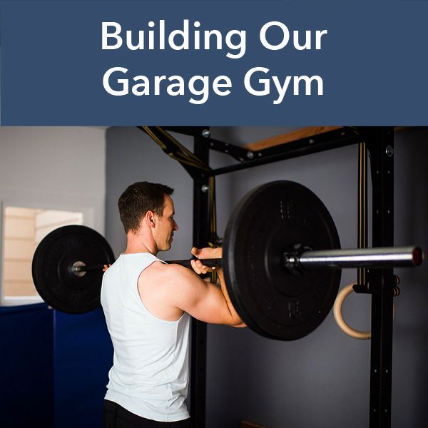 Building Our Garage Gym - Full Body Fix | Dr. Scott A. Mills - Sports Chiropractor in San Francisco, CA