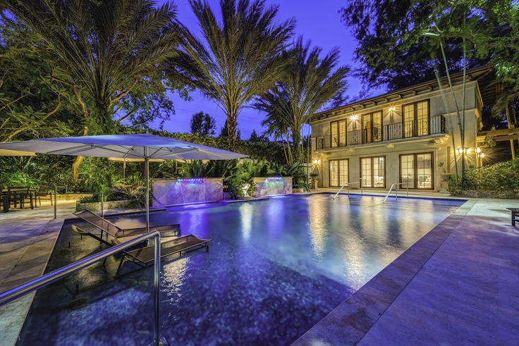 Welcome to Villa Dwora. A majestic retreat and tropical paradise located in an upscale Miami neighborhood. The quality and craftsmanship of the estate is unmistakable.  #SupremeAuction #LuxuryAuction #Miami #CoralGables #MiamiMansion #MiamiRealEstate #Florida #FloridaRealEstate #ResortStyle #Auction #KoiPond #MediterraneanMansion