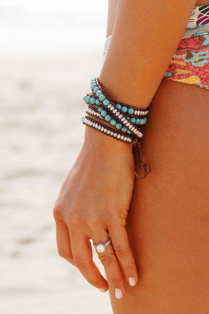 Beach Babe Wrap Bracelet - Tone It Up