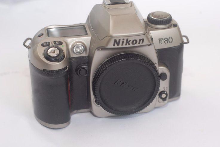 Camera Fotografica Nikon F 80 Usada - R$ 1.000,00 no MercadoLivre
