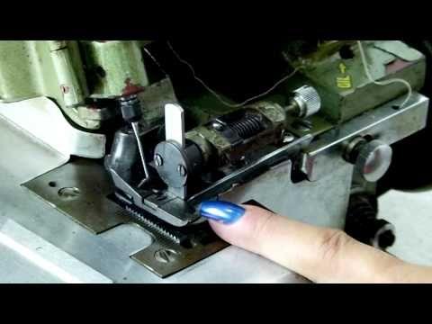 Trocando a Faca da Overloque Semi-Industrial Chinesinha - YouTube