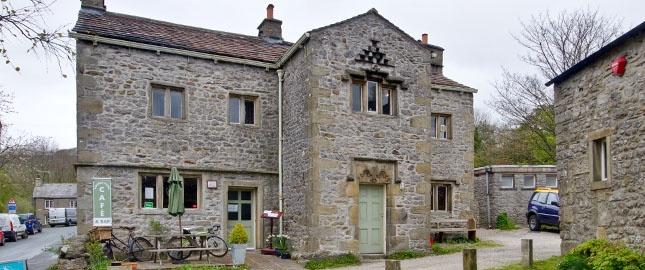 Clapham Bunk Barn near Ingleborough, lovely village, great hostel, fab tearoom!