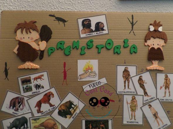 375 best images about proyecto prehistoria prehistory for Mural de la prehistoria