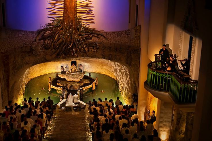Xcaret Chapel Of Guadalupe Xcaret Mexicoweddings