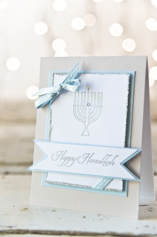 Starting to research how to make my own Hanukkah cards.