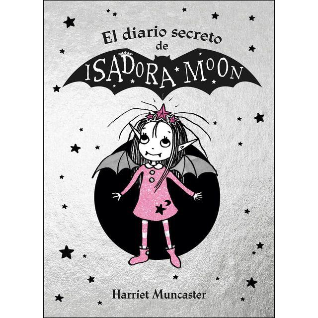 El Diario Secreto De Isadora Moon Isadora Moon Tapa Dura En 2020 Diario Aprender A Dibujar Tarjetas De Regalo