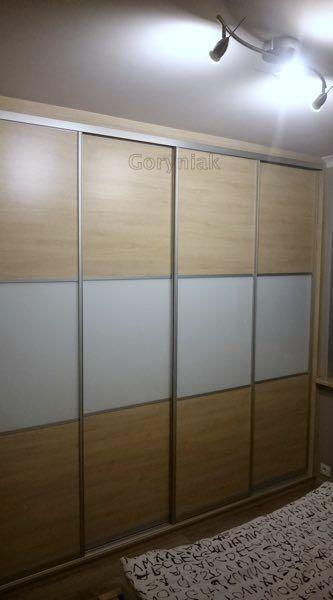 Sliding doors aluminium system Bonari