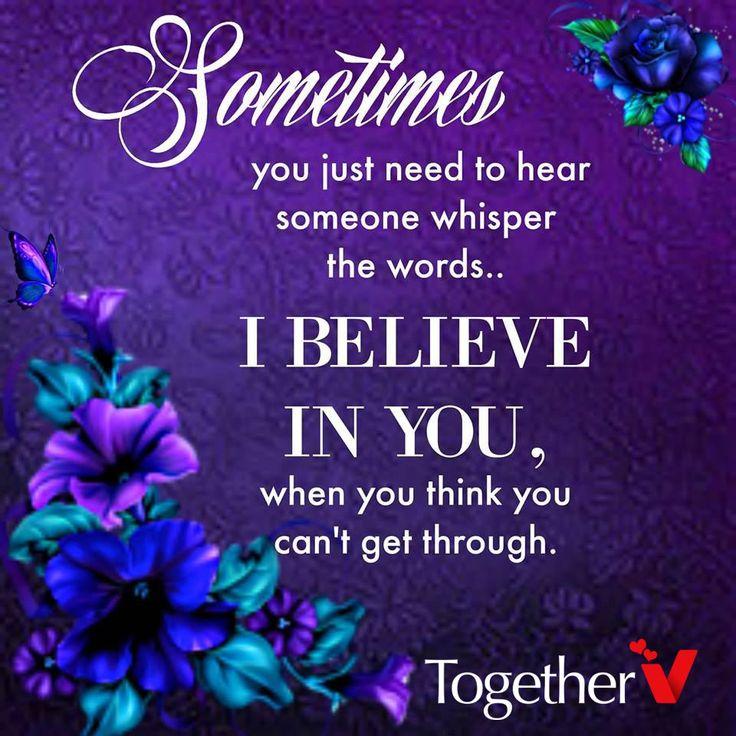 #QuoteoftheDay #TogetherV