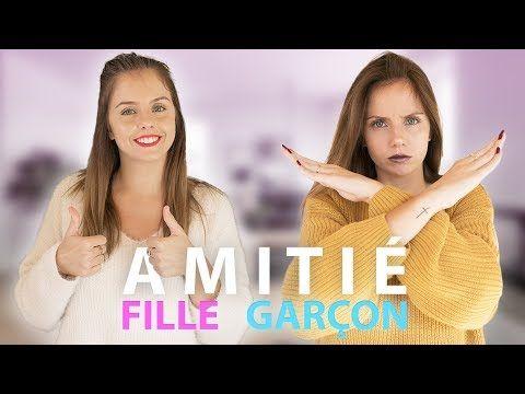 AMITIÉ FILLE GARÇON || POUR OU CONTRE ? - YouTube