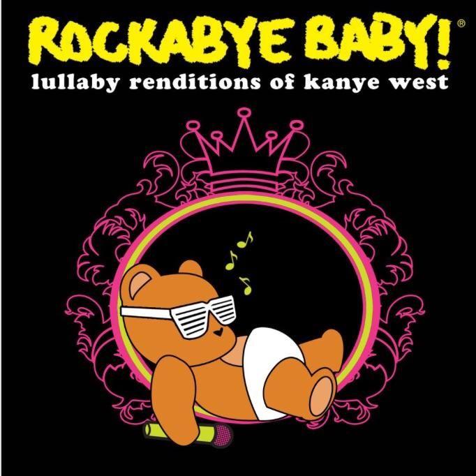 Kanye West Lullaby CD