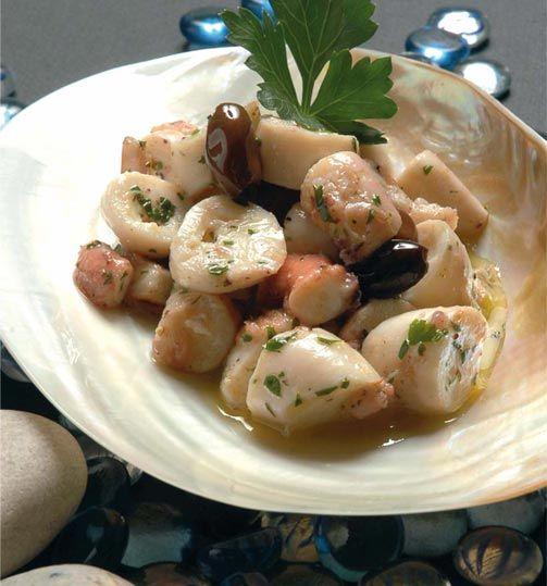 NEFF - CookingPassion Blog: Ricette e consigli per te che ami cucinare : Polipo al vapore_con olive