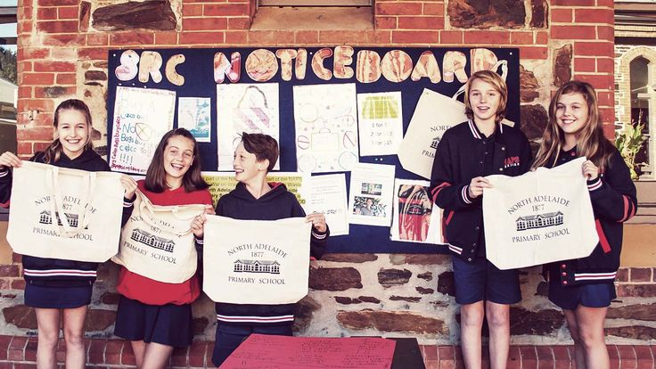 After watching the ABC's War on Waste series last month, students from North Adelaide Primary were so inspired they started making some big changes to their school and community.
