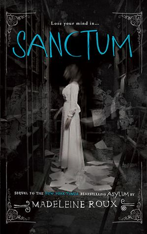 Linz The Bookworm: Book Review of Sanctum by Madeleine Roux