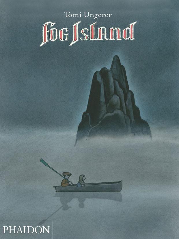 Fog Island by Tomi Ungerer