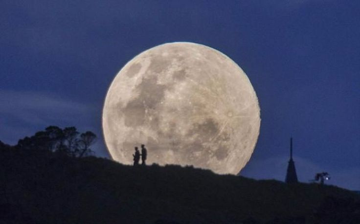 Did you manage to see the supermoon yesterday? I didn't. Many people in the UK and abroad m...