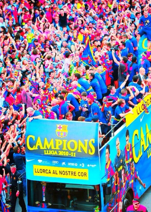 FC Bacelona | Champions Campeones