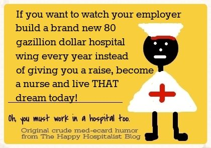See the whole collection of funny and original nurse ecards only on The Happy Hospitalist