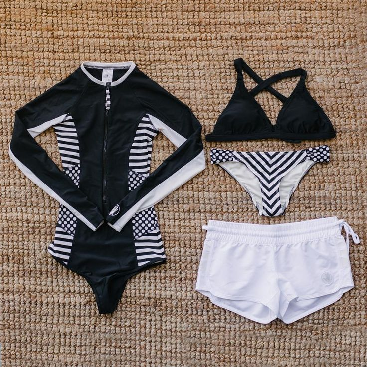 Get your mother the perfect outfit for surfing or paddle-boarding. This Body Glove paddle suit combined with bikini and shorts is the perfect way to show mom how much you care!