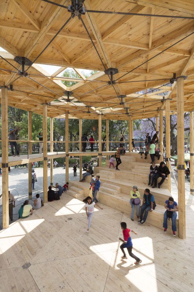 Gallery of House of Switzerland Pavilion / Dellekamp Arquitectos - 6